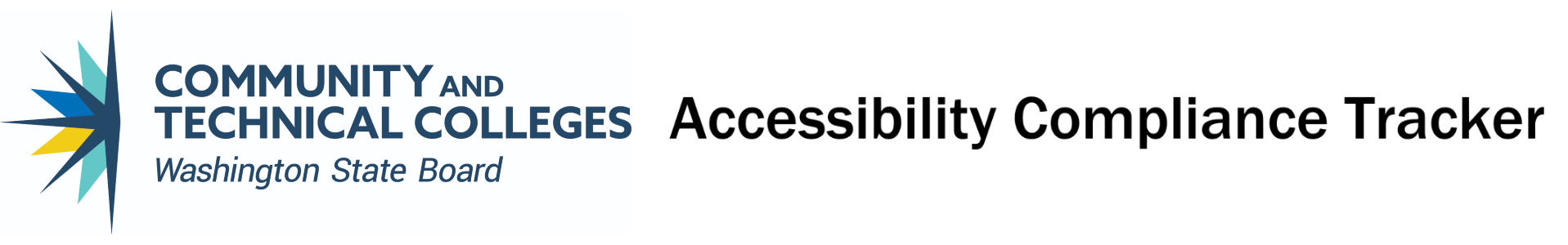 Accessibility Compliance Tracker logo
